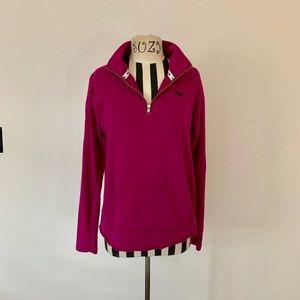 PINK Victoria's Secret Fuchsia Pullover Sweatshirt